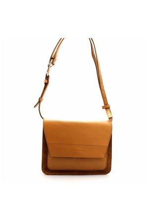 Leather and Suede Sandy Crossbody COCCINELLE   31   E1EO7150101W03