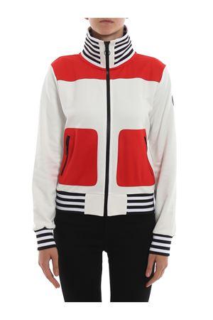Central zip sweatshirt COLMAR | -108764232 | 9040LIFETIME8UE01