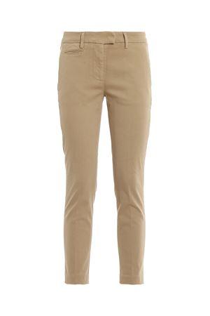Pantaloni Perfect in rasatello DONDUP | 20000005 | DP066RS0032DZ97PDD034