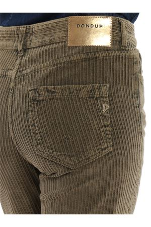 Pantaloni Koons in velluto a costine DONDUP | 20000005 | DP268BVS0017DZ34PDD640