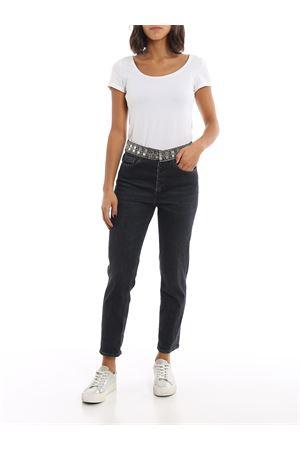 Jeans Koons con vita gioiello DONDUP | 20000005 | DP268RDS0250DZ32PDD999