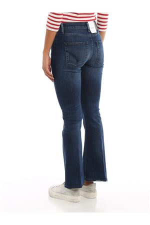 Amanda superskinny bootcut jeans