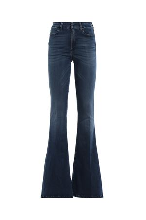 Dalya superskinny bootcut jeans DONDUP | 20000005 | DP460DS0264DW86PDD800