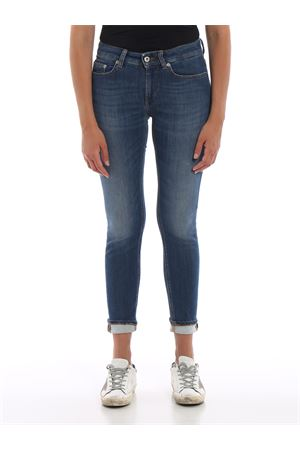 Jeans skinny Monroe a vita bassa DONDUP | 20000005 | P692DS0261DW38PDD800