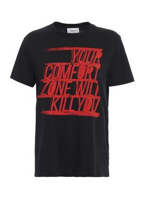 Printed cotton jersey T-shirt DONDUP | 7 | S756JF0249DZ68PDD999