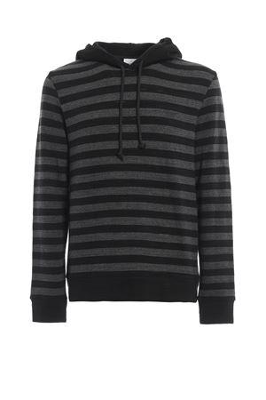 Striped cotton blend hoodie DONDUP | -108764232 | UF598KS0017U966DU997