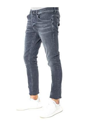 George low waist grey cotton jeans