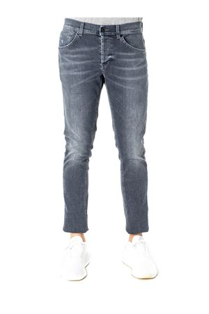 Jeans George grigi in cotone stretch DONDUP | 20000005 | UP232DS0250UW29DU999