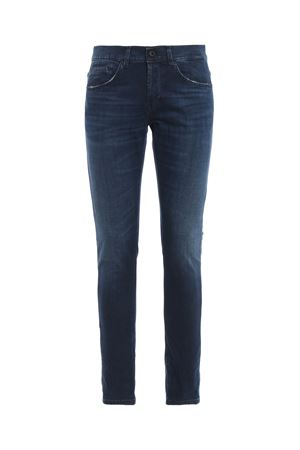 Jeans skinny George con abrasioni DONDUP | 20000005 | UP232DS0265UW43DU800