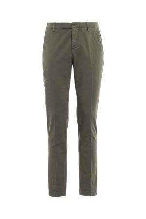 Pantaloni chino Gaubert in misto cotone UP235RS0031UPTDDU647 DONDUP | 20000005 | UP235RS0031UPTDDU647
