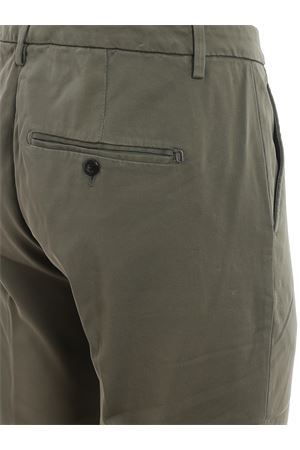 Pantaloni chino Gaubert in misto cotone DONDUP | 20000005 | UP235RS0031UPTDDU647