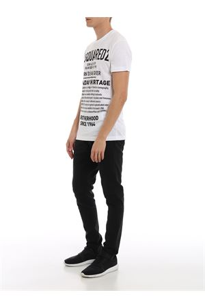 Canadian Heritage T-shirt DSQUARED2 | 8 | S74GD0594S22507100