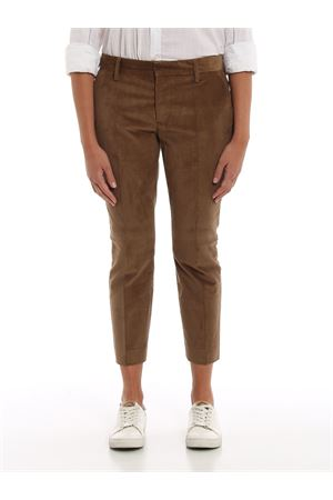 Dennis stretch corduroy pants
