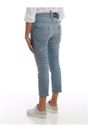 Jeans Cool Girl in denim délavé DSQUARED2 | 20000005 | S75LB0179S30662470