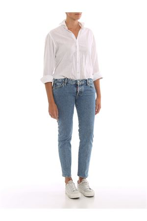 Jennifer cropped jeans