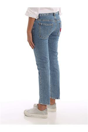 Jeans crop Jennifer DSQUARED2 | 20000005 | S75LB0185S30667470