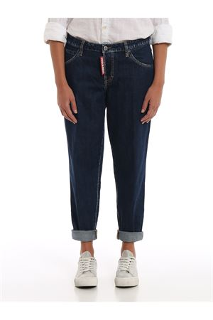 Boyfriend jeans Hockney S75LB0188S30309470 DSQUARED2 | 20000005 | S75LB0188S30309470