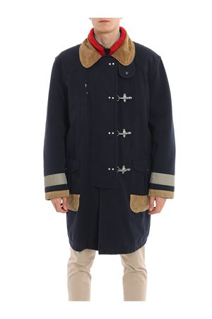 4 Ganci coat with reversible jacket