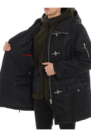 4 Ganci parka with reversible jacket