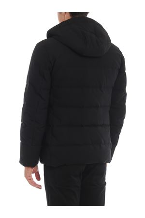 Black quilted puffer jacket FAY | 18 | NAM3639057JRKNB999