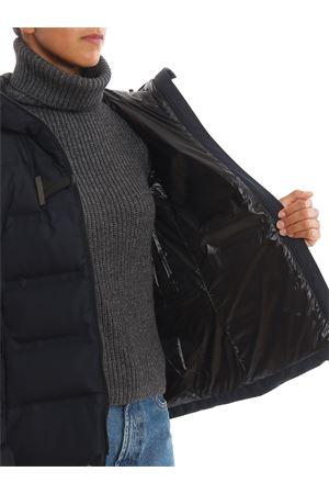 Matte hooded puffer jacket FAY | 17 | NAW32393970QKJU808