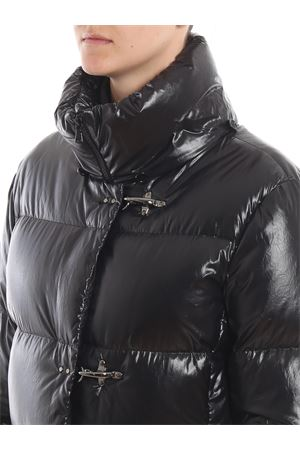 Fur trimmed removable hood padded coat FAY | 17 | NAW3339355URBNB999