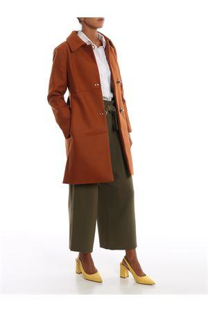 Cappotto in panno di lana tre Ganci FAY | 18 | NAW50393070RCPS002