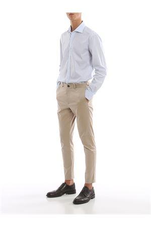Camicia in cotone a righe FAY | 6 | NCMA1392590QCSU002