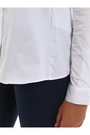 Camicia bianca avvitata FAY | 6 | NCWA139565SORMB001