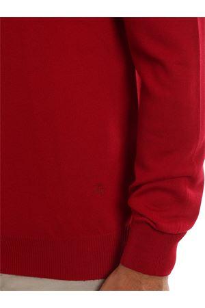 Maglia rossa in lana FAY | 7 | NMMC1392420CQTR400