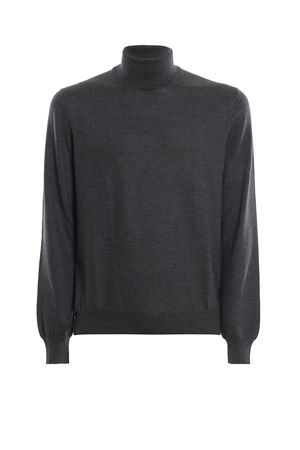 Dolcevita grigio scuro in lana FAY | 7 | NMMC1392440CQTB800