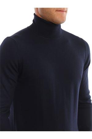 Dolcevita blu scuro in lana FAY | 7 | NMMC1392440CQTU807