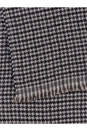 Sciarpa in lana pied-de-poule FAY | 77 | NSMF239295LRFU310T