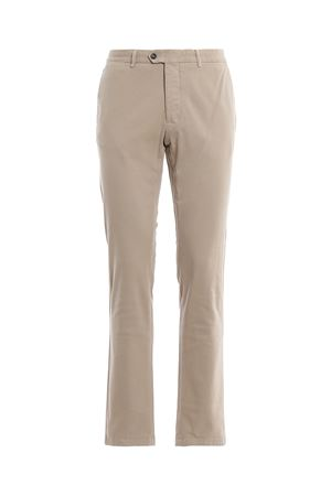 Pantaloni chino beige FAY | 20000005 | NTM8139204TEIGC211