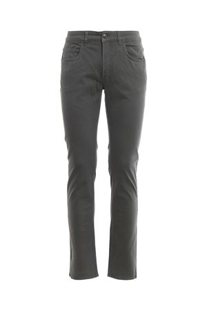 Pantaloni in twill soffice al tatto FAY | 20000005 | NTM8239180TQGGB406
