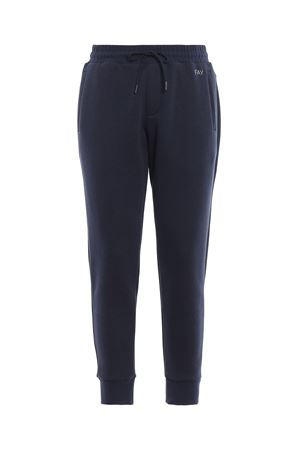 Joggers blu in tecno cotone FAY | 40000001 | NTM88391350QEHU809