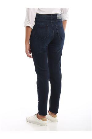 Jeans scuri in denim FAY | 20000005 | NTW8239480LQHZU810