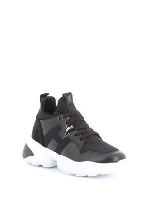 Interaction scuba and leather sneakers HOGAN | 12 | GYW4870CH20MSZB999