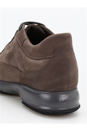 Interactive nubuck sneakers HOGAN | 12 | HXM00N00010DSCB611