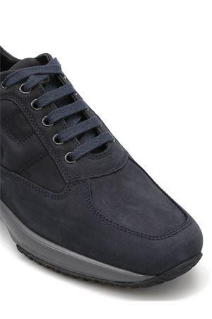 Interactive suede sneakers HOGAN | 12 | HXM00N00010DSCU215