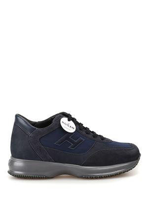 Sneaker New Interactive blu HXM00N0Q101LIU871F HOGAN   12   HXM00N0Q101LIU871F