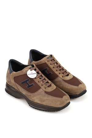 New Interactive brown sneakers<br>