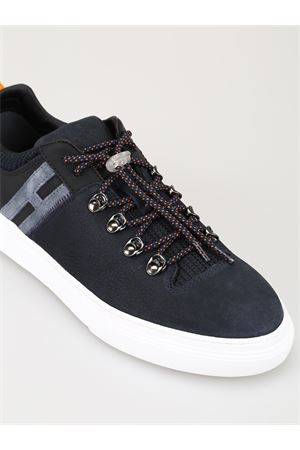 H365 sneakers with hiking style laces HOGAN | 12 | HXM3650BW50LKH749V