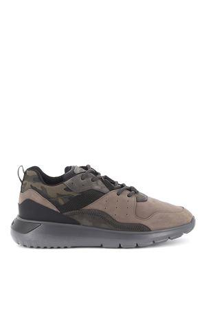 Interactive³ camu detail sneakers HOGAN   120000001   HXM3710AQ10M1C718F