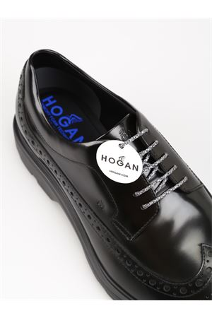 H393 new Derby shoes HOGAN | 12 | HXM3930BX606Q6B999