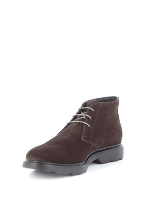 H393 Derby desert boots HOGAN | 5032238 | HXM3930W352HG0S807