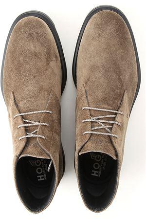H393 Derby desert boots HOGAN | 12 | HXM3930W352LDUS413