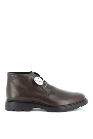 H393 Derby desert boots HOGAN | 5032242 | HXM3930W352LDVS807