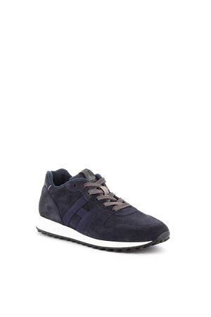 H383 suede sneakers HOGAN | 12 | HXM4290AN51LJH624B