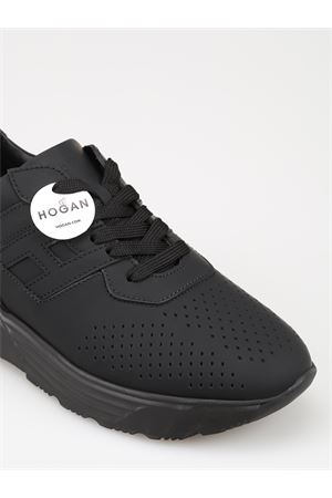 Active One rubberized leather sneakers HOGAN | 12 | HXM4430BR11DWMB999
